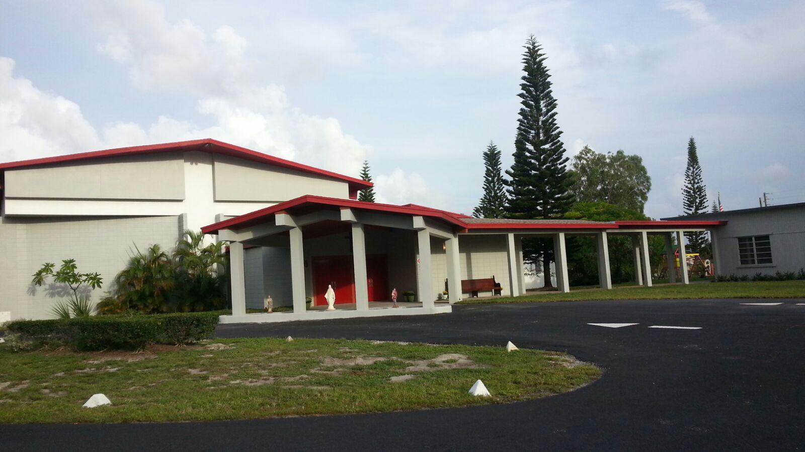 Holy Guardian Angels, Lantana Florida