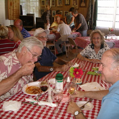 Holy Guardian Angels' Spaghetti Dinners